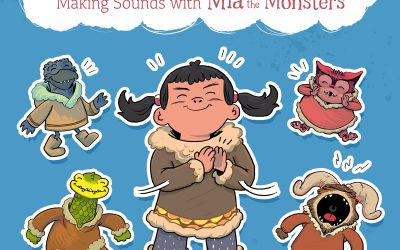 Making Sounds with Mia and the Monsters