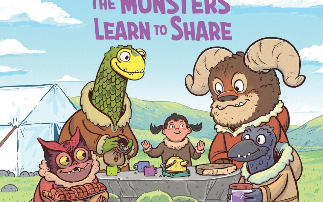 Mia and the Monsters: The Monsters Learn to Share