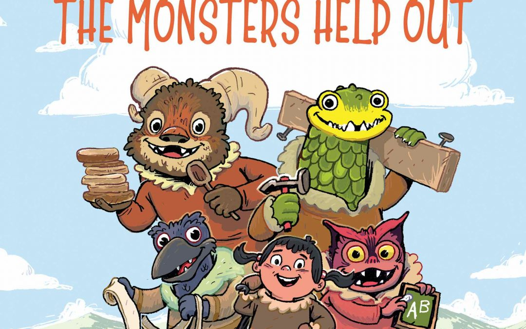 Mia and the Monsters: The Monsters Help Out